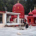 Aghanjar Mahadev Temple Dharamshala