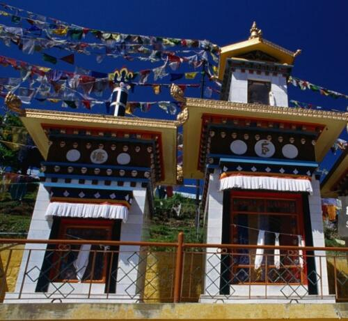 Tsuglagkhang Complex Dalai Lama Temple