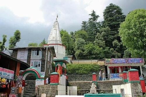 Bhagsu Nag Shiv Mandir