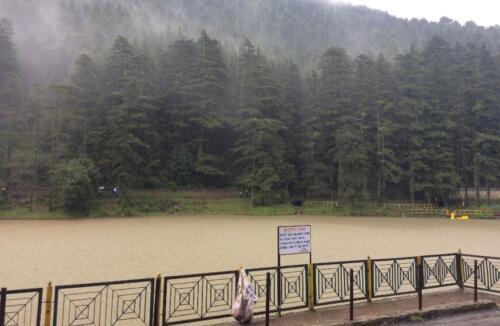 Dal Lake McLeodGanj Dharamshala Himachal Pradesh